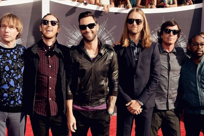 Just Announced: Maroon 5 Coming To Dubai