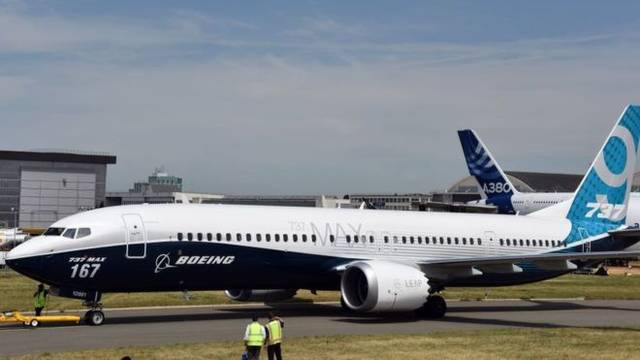 Kuwait suspends Boeing 737 Max-8 operations