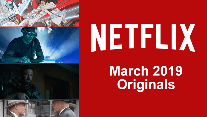 New Craft Coming to Netflix in March 2019