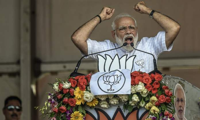 In India's election race Narendra Modi isn't the strongman the world assumes