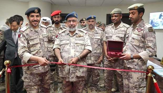 Qatar- Military Medical Training Center inaugurated