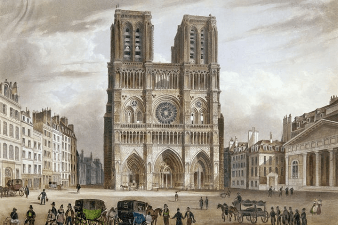 image 2 10 Facts About the Notre-Dame Cathedral's History You Should Know