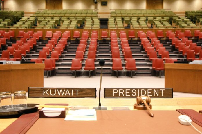 Kuwait to chair UNSC for 3rd time on Saturday
