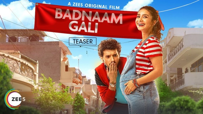 Patralekhaa, Divyendhu come together for Badnaam Gali, a digital film on surrogate mothers
