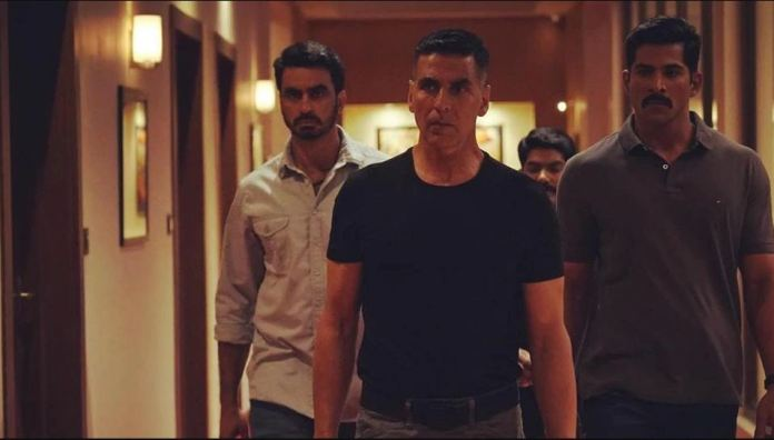 Sooryavanshi first look: Akshay Kumar joins the Anti-Terrorism Squad in Rohit Shetty's next cop drama