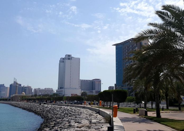 Stable weather with high temperature expected for the weekend in Kuwait