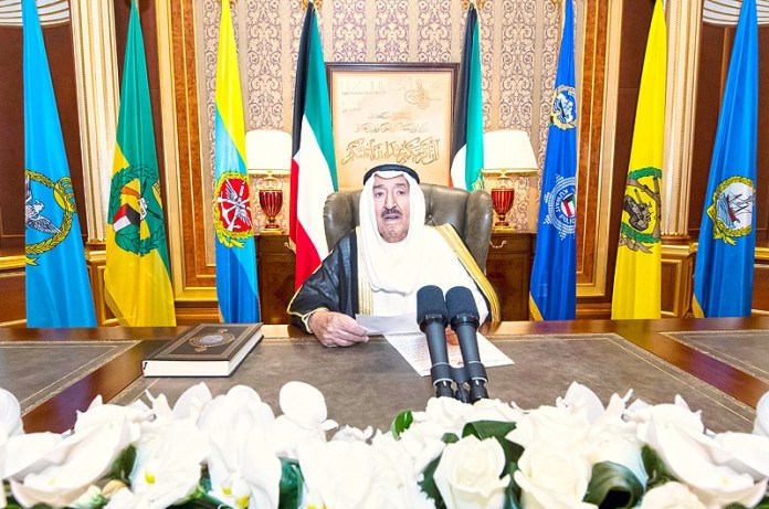 The Amir of Kuwait calls for vigilance, unity