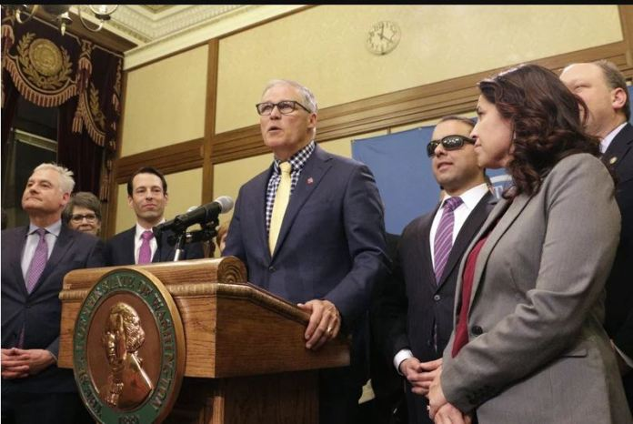 Washington State to Offer Public Health Insurance Plans, Regardless of Income, by 2021