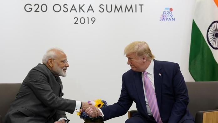 In G-20 Summit Modi & Trump discussed on trade, security, and defense