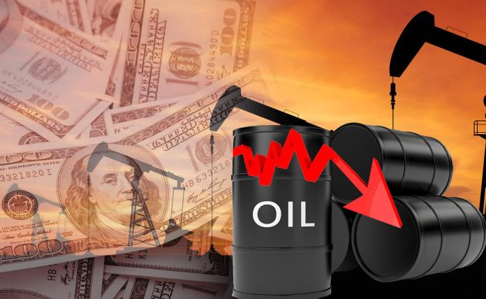 Kuwait oil price down 74 cents to to USD 60.42 pb