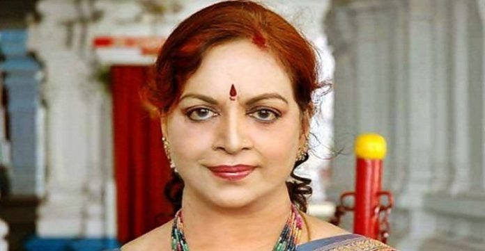 The veteran actor and stepmother of Mahesh Babu: Vijaya Nirmala is not with us anymore.