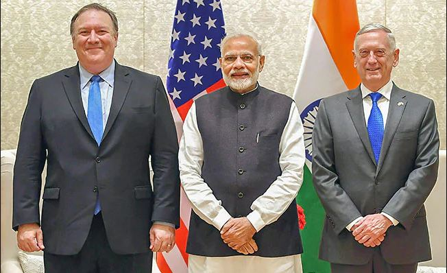 Michael Pompeo to deliver major policy speech on India-US relations in Indo-Pacific summit
