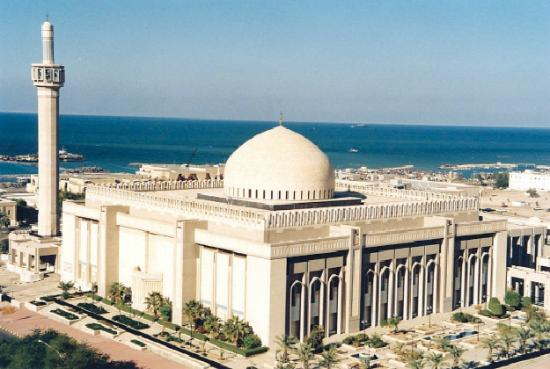 Mysterious bag created bomb scare at Mosque in Kuwait