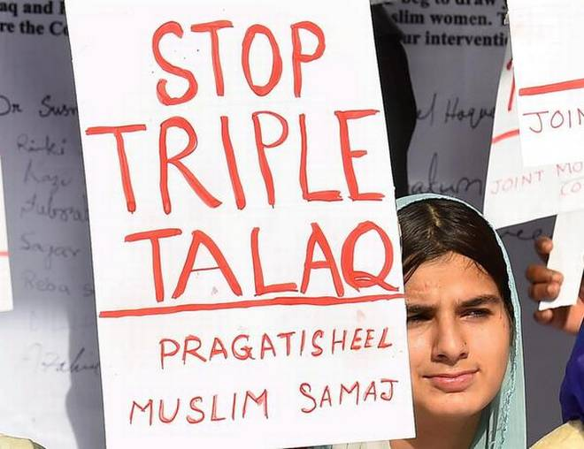 #DidYouKnow: A man in kuwait gives triple talaq over WhatsApp to her wife in india