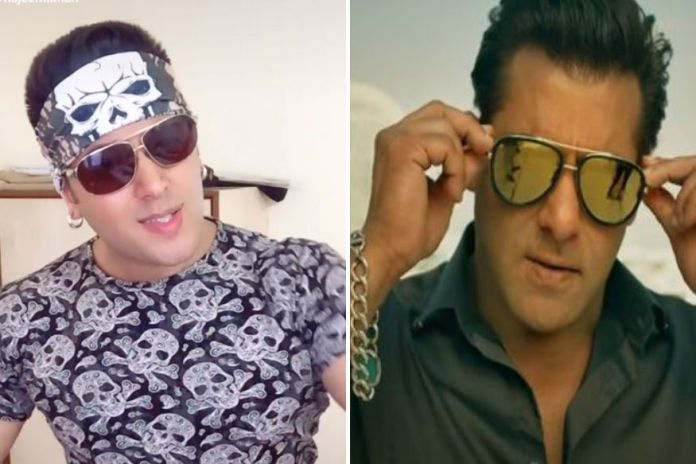 Watch Out Salman's look-alike on TikTok