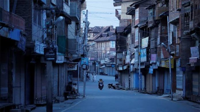 The higher authority of minority affairs ministry is intending to visit srinagar