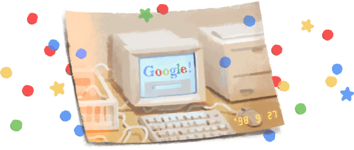 Google commemorates 21st birth anniversary with an extraordinary doodle