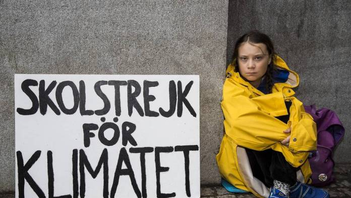 Teenage Climate activist Greta Thunberg earns 'alternative Nobel Prize'