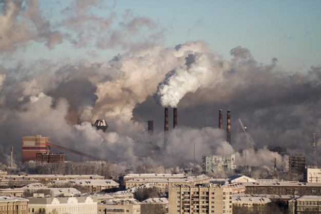 American study states, Air pollution can commence to violent crimes in the nation