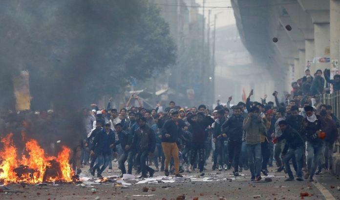 India: 19 held for violent behavior in UP's Mau protesting against CAB