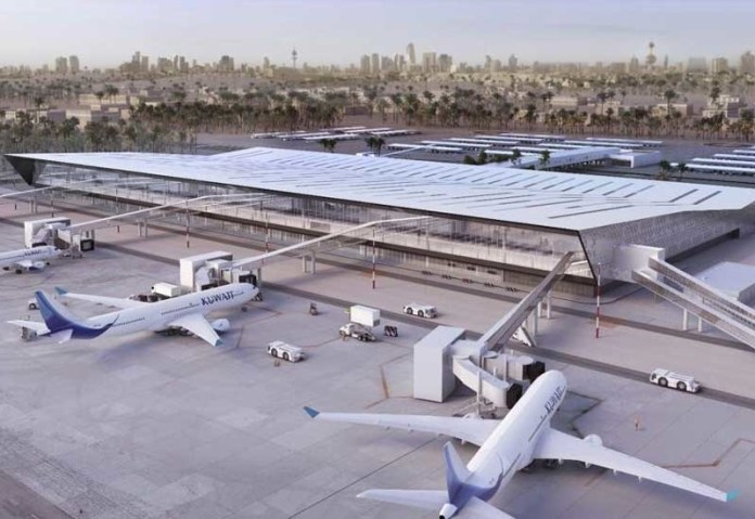 Kuwait: New airport terminal would be developed by 2022