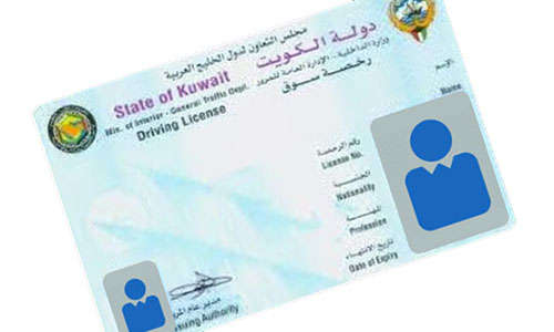 Follow this simple process to get an ex-pat driver's license in Kuwait
