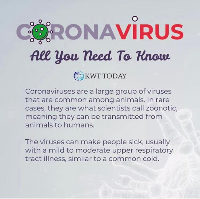 Coronavirus outbreak: All the latest updates you need to know - Kwt Today