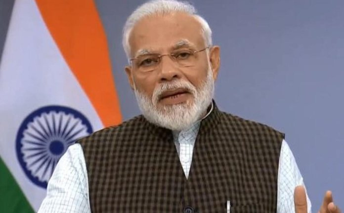 Prime Minister of India Narendra Modi Calls For Curfew