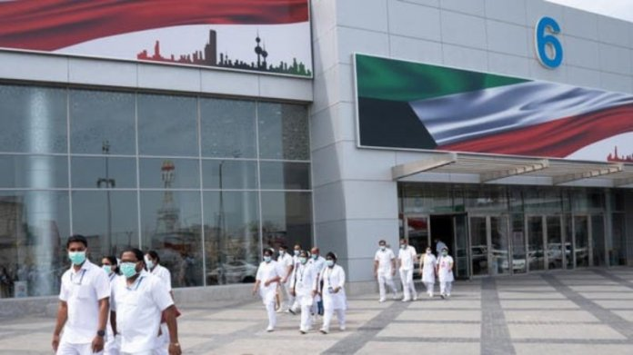 Quarantine Facilities Set Up for Expats in Three Areas in Kuwait