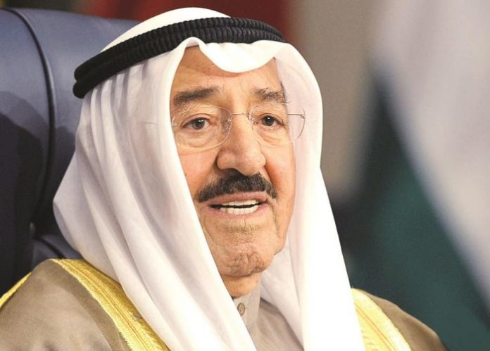 His Highness The Amir of Kuwait Greets Arab and Muslim leaders on Ramadan