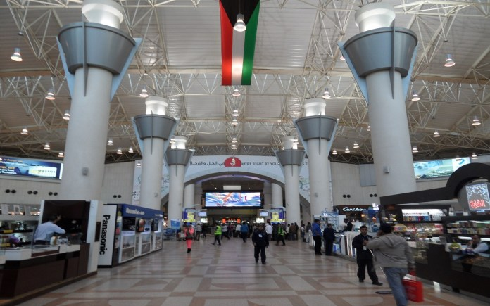 Kuwait denies reports of restarting commercial flights