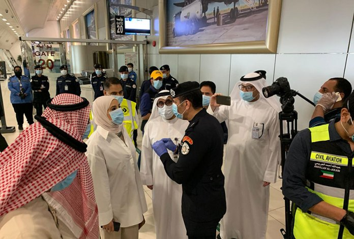 Kuwait Announces 520 new COVID-19 Cases, 6 More Deaths