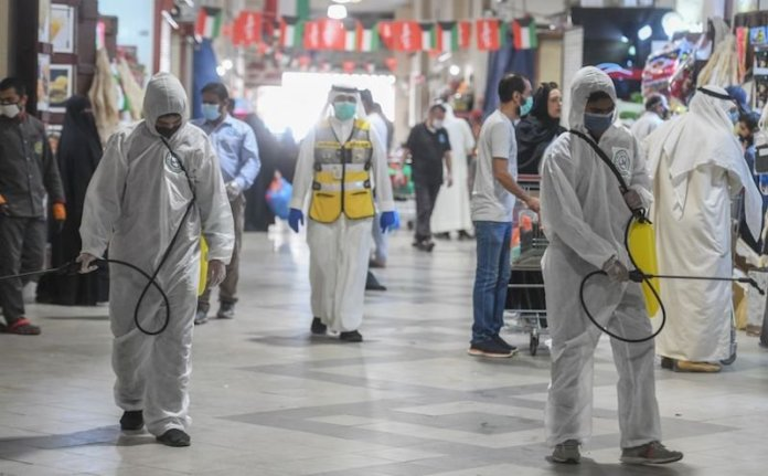 Kuwait reports 745 COVID-19 cases, 4 deaths