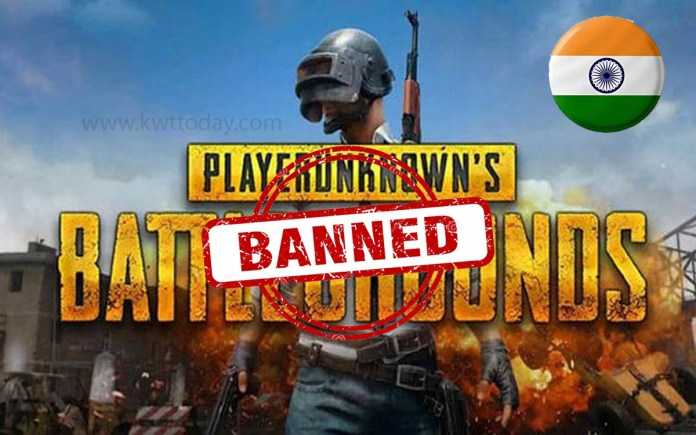 PUBG Mobile banned in India along with 118 other mobile apps