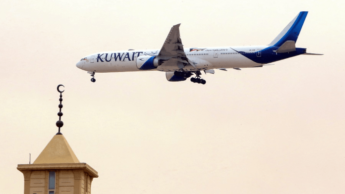 Flights to resume from Kuwait to Egypt