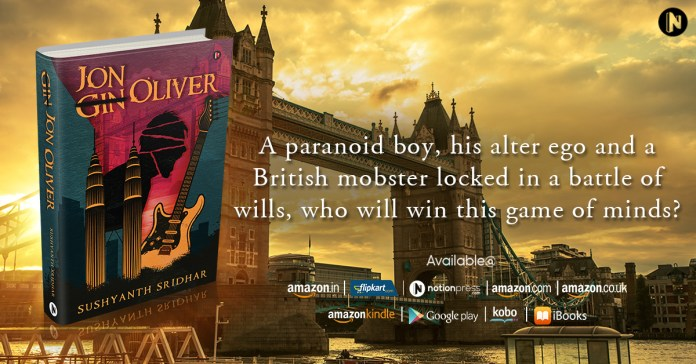 In the midst of a soaring pandemic, Sushyanth Sridhar brings us his debut novel
