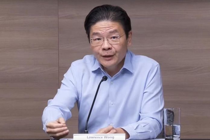 Lawrence Wong: Pandemic could last for up to 5 years