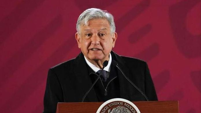Mexico - President tests positive for Covid19