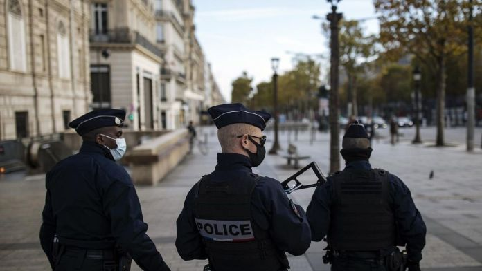 Immigration officer in France stabbed to death