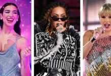 Taylor Swift and Beyoncé and other women make history