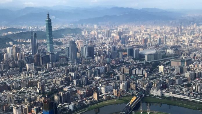 2 earthquakes hit Taiwan one after the other