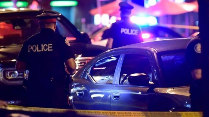 Canada - Shooting in Toronto leaves four injured and one dead