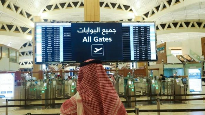 Saudi Arabia considers to impose a 3-year travel ban for citizens travelling to 'red list countries'