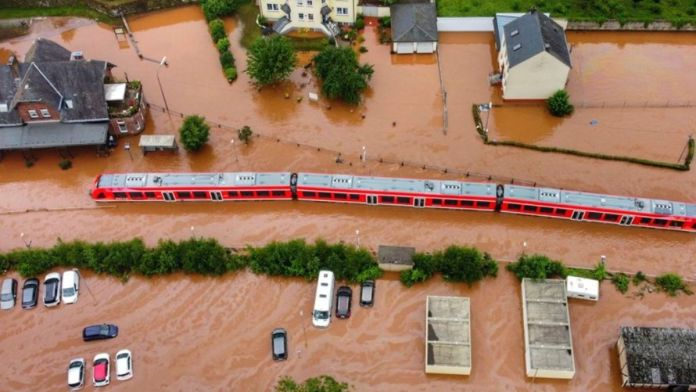 Europe : At least 120 dead in devastating floods