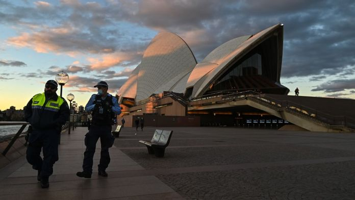 Australia : Sydney extends lockdown for another two weeks