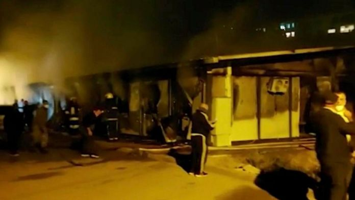 Europe : At least 10 dead in a hospital fire in North Macedonia