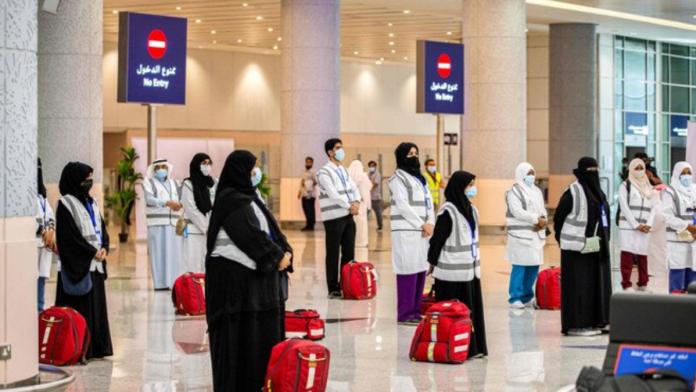 Saudi: New procedures to verify immunity status of expats