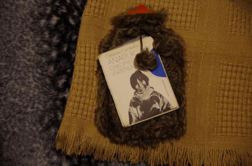 Anaruk Chłopiec z Grenlandii - kogo staszy