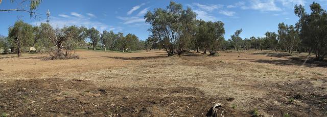 Na zachód od Alice Springs