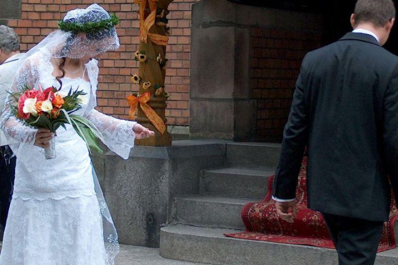 Dzień kwyrloczkowego ślubu